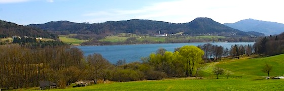 Längsee Österreich