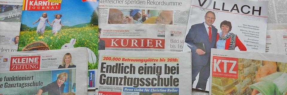 Kärnten Info und News