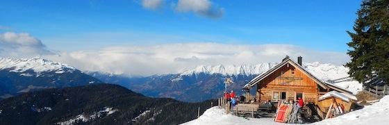 Skigebiet Goldeck