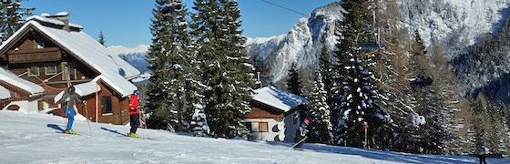 Skispaß im Winterurlaub
