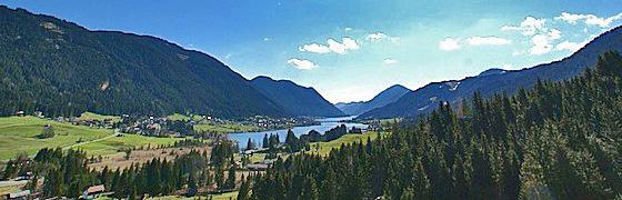 Weissensee Kärnten