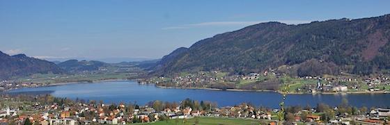 Kärnten Ferienwohnung direkt am See - Bodensdorf