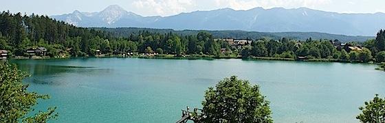 Urlaub Österreich Sommer - Magdalenensee