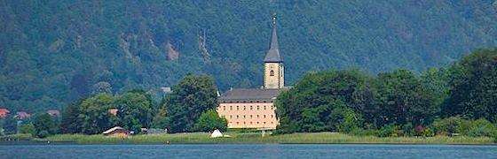 Ferienwohnung direkt am Ossiachersee - Stift Ossiach