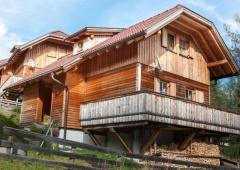 Winterurlaub Hütte