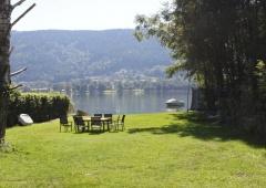 Ferienwohnung direkt am See Österreich