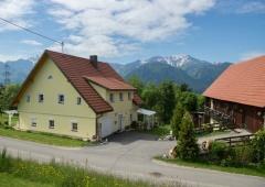 Ferienhaus im Rosental mietbar - Österreich Kärnten