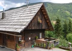 Bauernhaus im östereichischen Patergassen