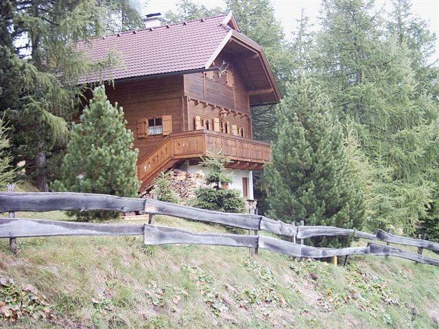 Ferienwohnung Hütte
