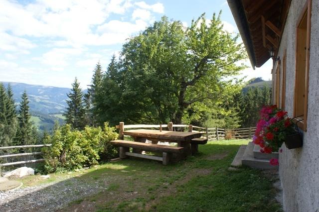Ferienwohnung Hütte Österreich