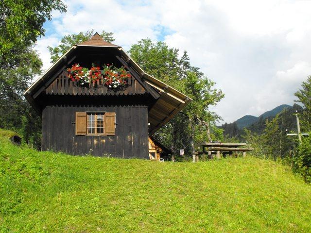 Urlaub Berghütte Österreich