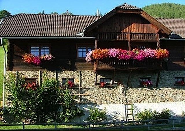 Bergbauernhof Urlaub Österreich