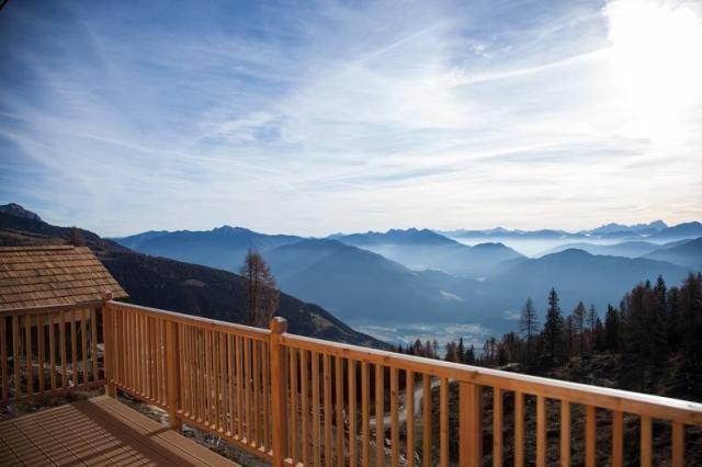 Luxus Berghütte Österreich