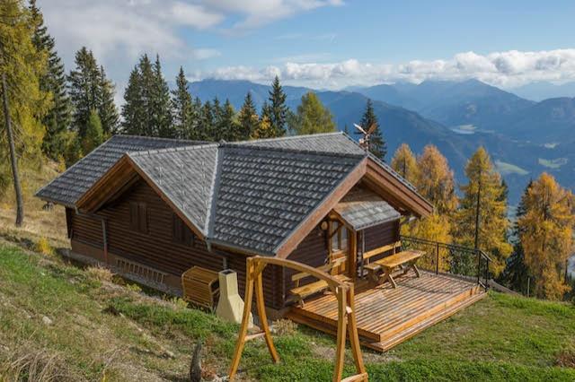 Skihütte mieten Österreich