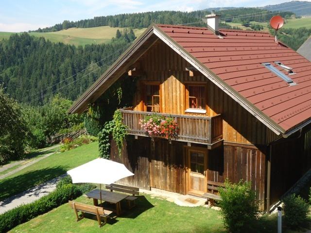 Das Lavanttal in Österreich bietet sich im Urlaub zum Wandern an