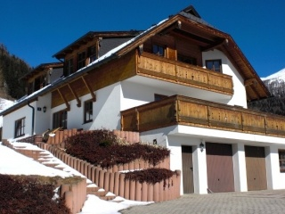 Apartment im Skigebiet